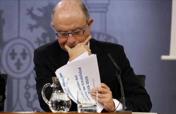 Dos consecuencias del cumplimiento de los objetivo de estabilidad presupuestaria
