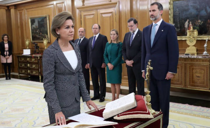 Mª Dolores de Cospedal, fortalezas y debilidades
