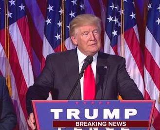 Mr Trump, Commander-in-Chief