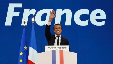 Francia en Oriente Medio, los retos de Macron
