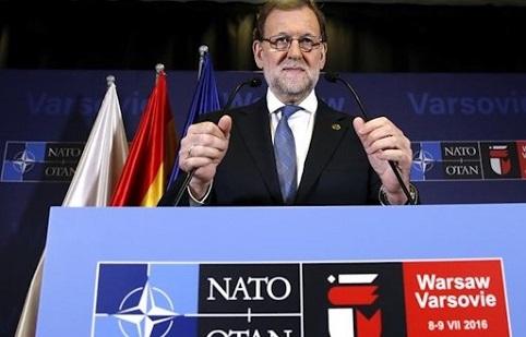 La OTAN lee la cartilla