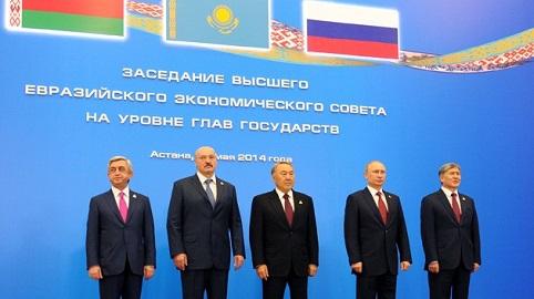Perspectiva geopolítica de la Unión Económica Euroasiática