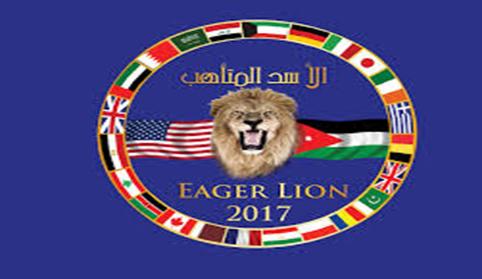 Eager Lion: entrenamiento militar a las puertas de Siria