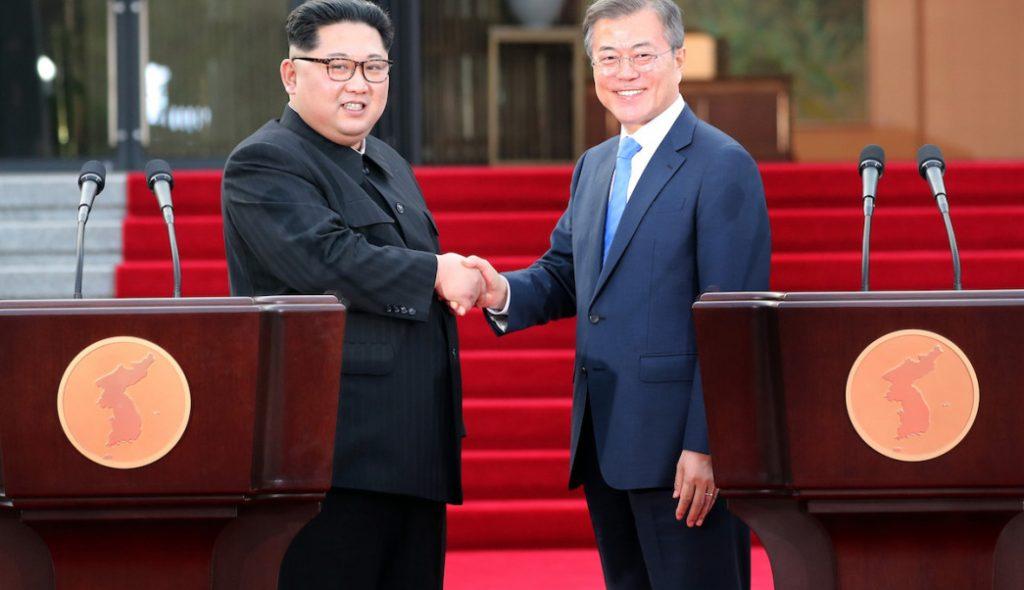 Las dos Coreas, una única voz, ¿puede ser una realidad no muy lejana?