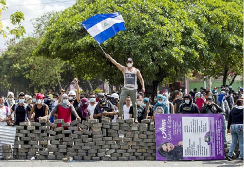 Consecuencias de la revolución contra Daniel Ortega