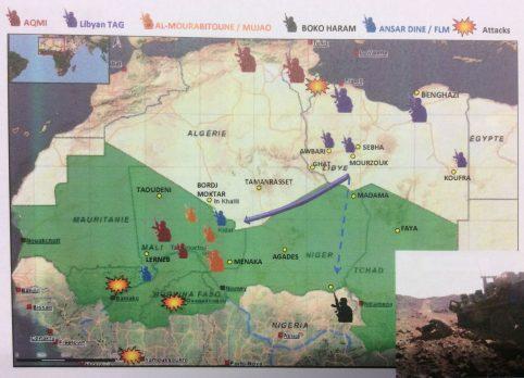 Atentados e insurgencia en África: el yihadismo, derrotado en Mesopotamia, clava sus garras en el Sahel